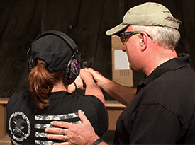 NRA Defensive Pistol (2 Day Course)